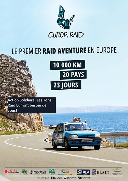 Les Tons Raid Eur - Europ Raid 2021
