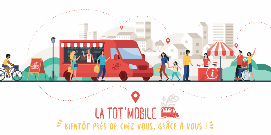 Ensemble, démarrons la Tot'Mobile !